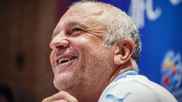 In his prime: Graham Arnold's Sydney FC were lauded after their win in the Asian Champions League.
