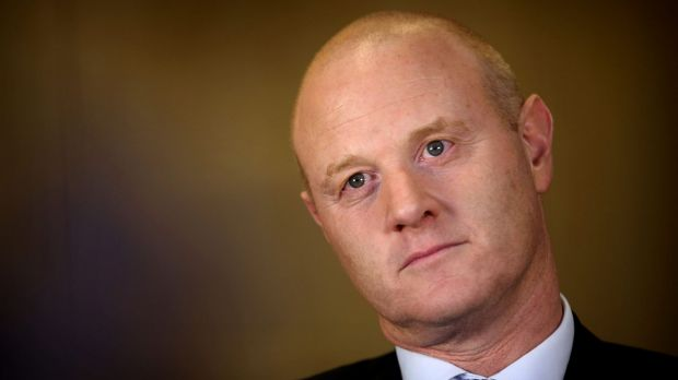 Commonwealth Bank of Australia chief executive Ian Narev.