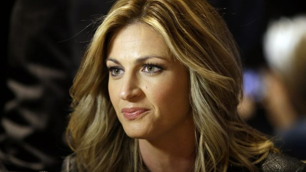 Erin Andrews told how she felt embarrassed and ashamed at the video appearing online.