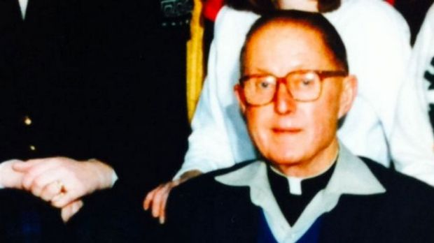 Father Peter Searson, who died in 2009.