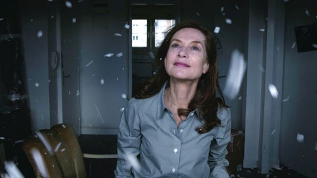 Isabelle Huppert in Macadam Stories.