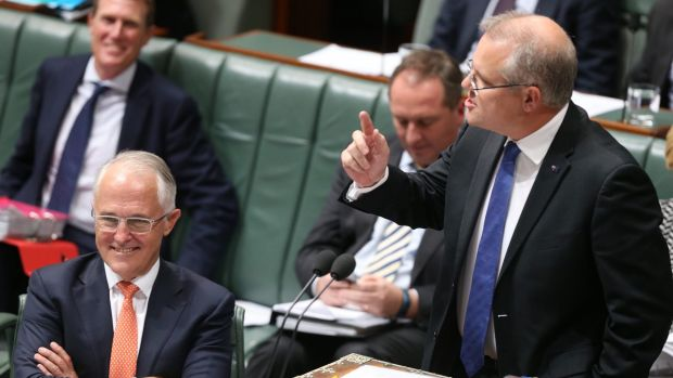 Treasurer Scott Morrison says Australia appeared to be managing a successful transition from the investment phase of the ...