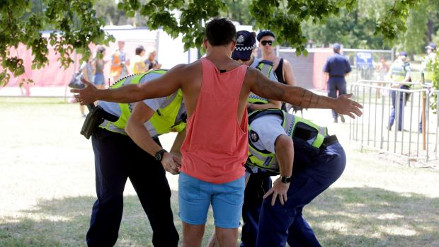 A group of cross-party MPs wants to trial voluntary drug testing of illicit substances at public events.