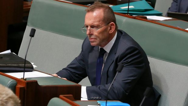 Tony Abbott has declared the government will head to the election fundamentally unchanged under Malcolm Turnbull.