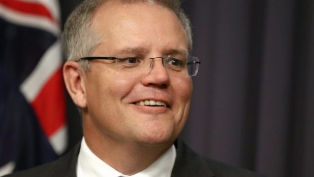 Treasurer Scott Morrison has been under pressure to make clear the government's tax reform position ahead of the budget.