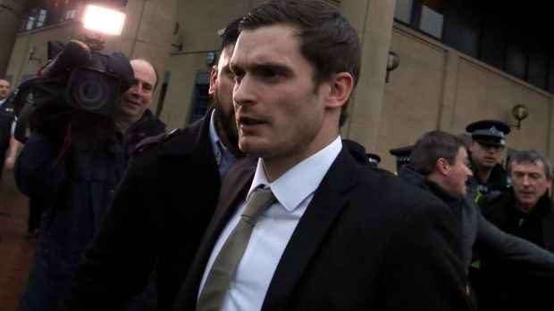 Adam Johnson has been told to expect a lengthy jail sentence.