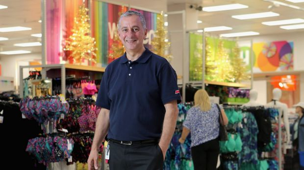 Kmart veteran chief Guy Russo faces a Herculean taks at Target.