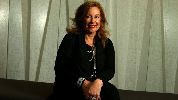 Fashion festival chairman Laura Anderson is poised for the 20th anniversary.