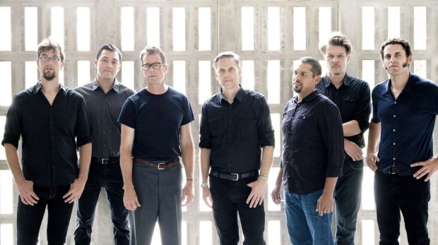 Calexico's performance was one of the festival highlights.