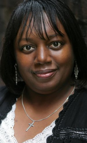 British Children's Laureate Malorie Blackman.