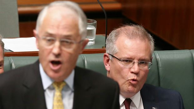 Prime Minister Malcolm Turnbull and Treasurer Scott Morrison have indicated they are in favour of company tax cuts.