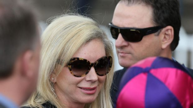 Wyong trainer Kim Waugh is making a rare trip to Canberra's Super Sunday.