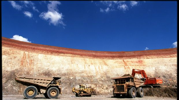 Antofagasta expects more copper mine closures.