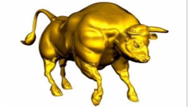Gold is in a bull market.