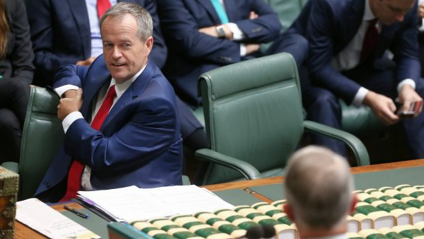While Opposition Leader Bill Shorten ended 2015 on a low, 2016 has begun on a much perkier note.
