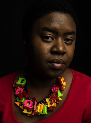Maxine Beneba Clarke, whose memoir <i>The Hate Race</i> will be published in September 2016.
