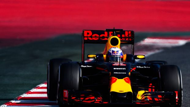 Ricciardo is feeling confident ahead of the Australian Grand Prix.