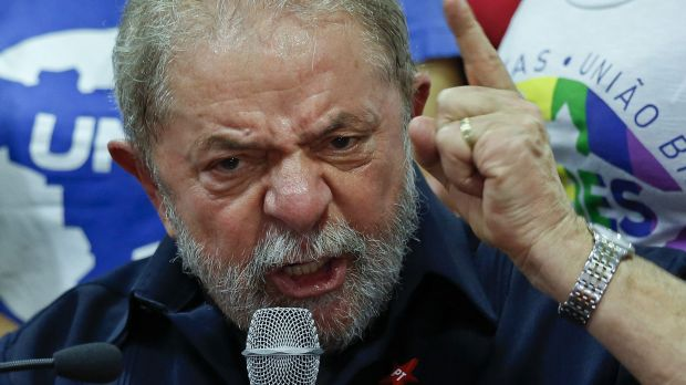 May accept ministry: Brazil's former president Lula denies corruption allegations.