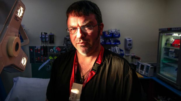 Dr David Caldicott says support is growing for a pill testing trial.
