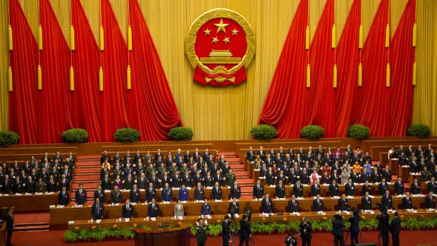 Every year in March around 3000 delegates descend on Beijing for the 10-day National People's Congress.