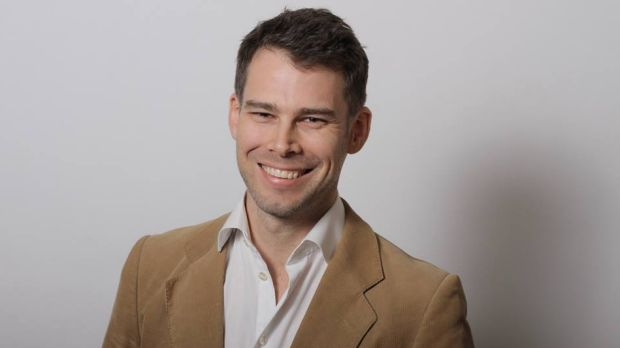 Ben Irvine, the founder of the Australian Wellbeing Party, is aiming for Canberra.