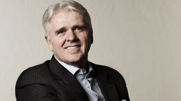 Nbn's goal is to finish the network and connect 8 million homes by 2020, chief executive Bill Morrow says.