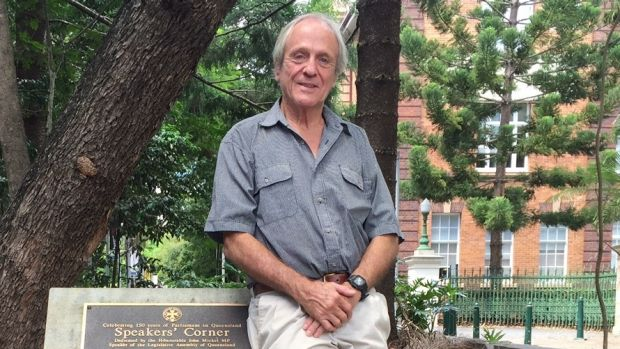 Coral Reef scientist John 'Charlie' Veron says the Barrier Reef remains in critical danger