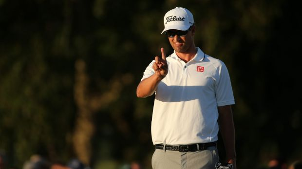 On a tear: Adam Scott has enjoyed a great couple of weeks.