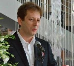 Babak Zanjani, in a photo from his Twitter account, which has not been updated since December 2013.