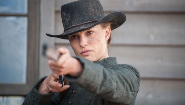 Western woman: Natalie Portman in <i>Jane Got a Gun</i>.