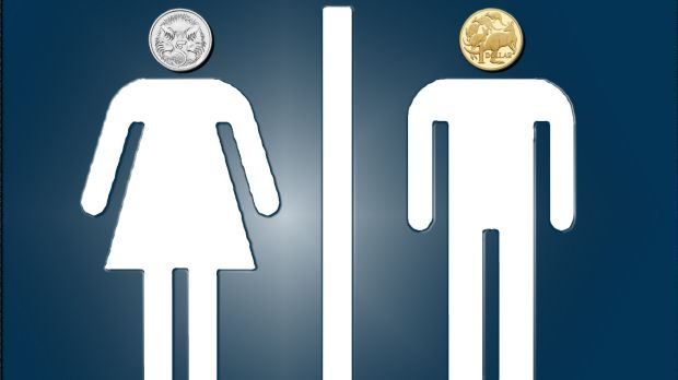 The average wage gap, adjusted for hours worked, is about 19 per cent.