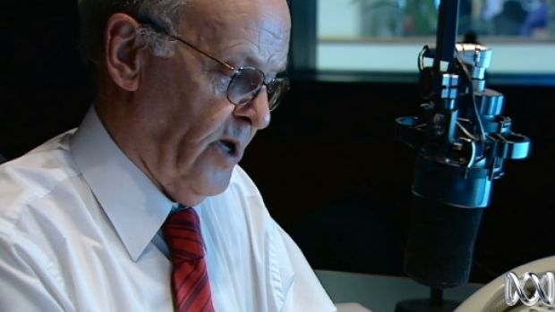 Newsman ... the ABC's John Logan is retiring after 40 years.