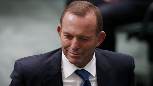 """Yep, feeling good, looking dignified, that leadership return is just a matter of time…"""