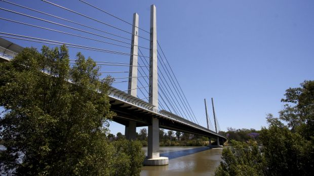The Eleanor Schonell Bridge between Dutton Park and the University of Queensland at St Lucia was Brisbane's first ...