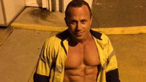 Michael Bassal, 43, was shot dead at the factory.