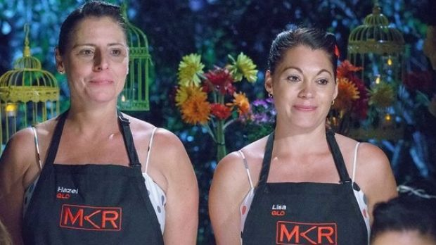 Hazel and Lisa seek redemption on My Kitchen Rules.