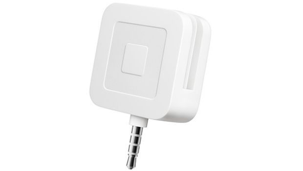 The Square Reader.