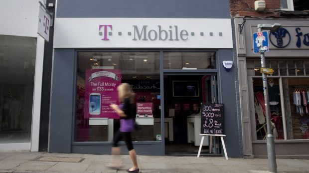 """T-Mobile and Orange merged in the UK in 2010 and some bright marketing spark decided to call the new company """"Everything ..."""