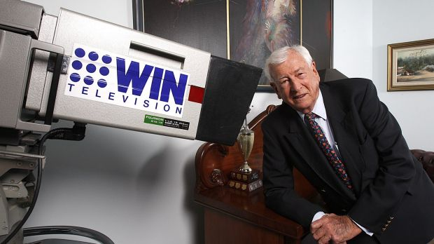 WIN owner and Nine shareholder Bruce Gordon