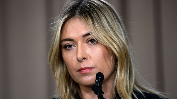 Maria Sharapova announced on Tuesday that she had tested positive to a banned substance.