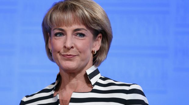 Employment Minister Michaelia Cash says 48 of 79 Heydon royal commission recommendations will be adopted by a returned ...