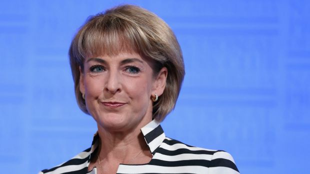 Federal Employment Minister Michaelia Cash.