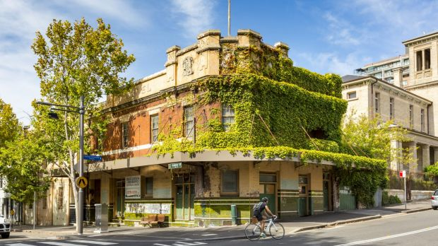 The Terminus Hotel is a historic vacant property in Sydney's harbour side suburb of Pyrmont. It is being offered for ...