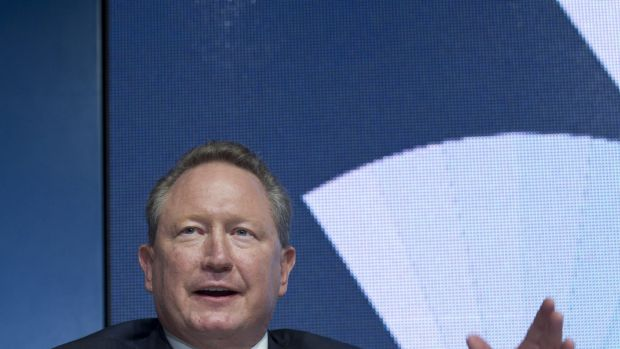 Andrew Forrest has enjoyed a large rise in wealth recently.