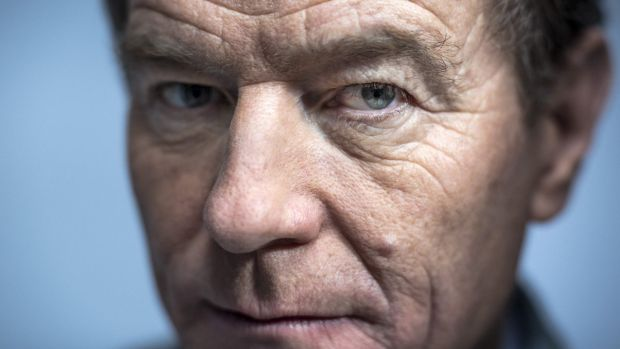 Bryan Cranston: ''I don't want to be a personality. I want to be, and am, an actor.''