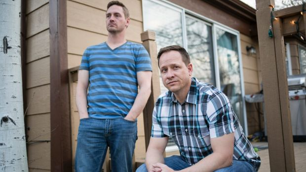 Marty and Matthew Reiswig have a family history of carrying a genetic mutation that causes early-onset Alzheimer's. ...