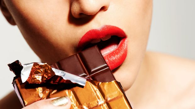 Are women more wired to want chocolate?