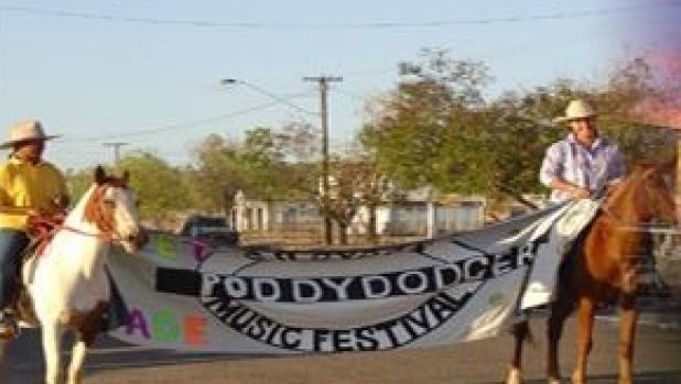 Croydon in North Queensland - the home of the Poddy Dodger Festival.