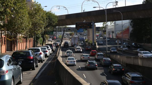 The Institute of Transport and Logistics Studies has calculated that for the Sydney metropolitan area, if  registration ...