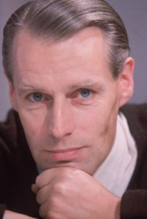 Producer George Martin in 1965.